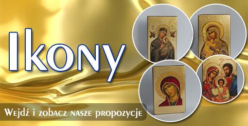 Ikony Matka Boska i Święta Rodzina