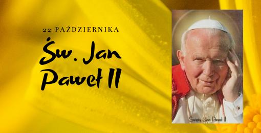 Świety Jan Paweł II