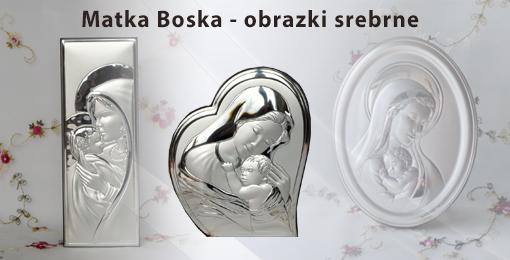 Obrazki Srebrne Matka Boska