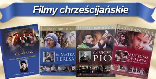Filmy DVD Chrześcijańskie Ludzie Boga