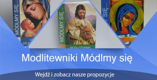 Modlitewniki Módlmy się