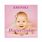 Album Kronika najcenniejsze chwile...Dziewczynka