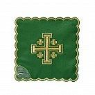 Palka krzyż zielona