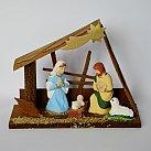 Szopka Bożonarodzeniowa rodzina mała