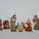 Szopka Bożonarodzeniowa figury 10 szt