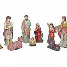 Szopka na Boże Narodzenie 20 cm ceramika