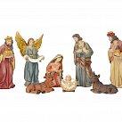 Szopka Bożonarodzeniowa figury do 12 cm
