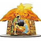 Szopka na Boże Narodzenie mała
