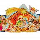 Szopka na Boże Narodzenie średnia