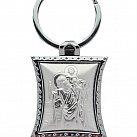 Brelok srebrny św. Krzysztof