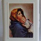 Pudełko na różaniec Maryja Matka