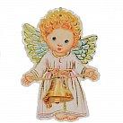 Aniołek z dzwoneczkiem dla chłopca