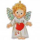 Aniołek z sercem dla chłopca