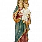 Figurka Matki Boskiej Wspomożycielki Wiernych 30 cm tworzywo