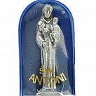 Figurka św. Antoniego w granatowym etui