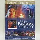 Św. Barbara z Nikomedii - film DVD z książeczką - kolekcja LUDZIE BOGA