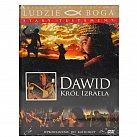 Dawid Król Izraela - film DVD z książką