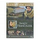 Św. Franciszek - film DVD z książeczką - kolekcja LUDZIE BOGA