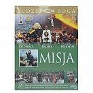 Misja- film DVD z książeczką - kolekcja LUDZIE BOGA