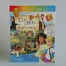 Chi Rho Tajemnica - książka z filmem DVD dla dzieci 1
