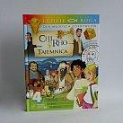 Chi Rho Tajemnica - książka z filmem DVD dla dzieci 4