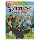 Franciszek Brat Płomień 4- film DVD z książeczką - kolekcja LUDZIE BOGA