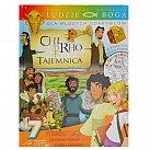 Chi Rho Tajemnica - książka z filmem DVD dla dzieci 7