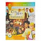 Chi Rho Tajemnica - książka z filmem DVD dla dzieci 6