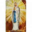 Magnes Matka Boska Różańcowa, z Lourdes