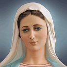 Magnes 3D Matka Boża z Medjugorie