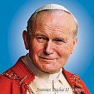 Magnes 3D św. Jan Paweł II