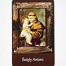 Magnes św. Antoni wzór 2