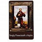 Magnes św. Franciszek z Asyżu