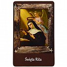 Magnes św. Rita wzór 1