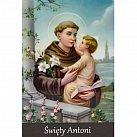 Magnes św. Antoni wzór 1