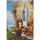 Puzzle Matka Boża z Lourdes