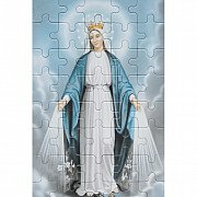 Puzzle Matka Boża Niepokalana