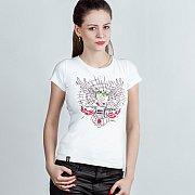 Koszulka Damska Duch