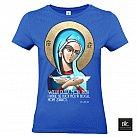 Koszulka Damska Wielbi dusza moja Pana