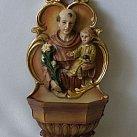 Kropielniczka z tworzywa św. Antoni