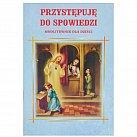 Przystępuje do spowiedzi modlitewnik dla dzieci