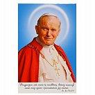 Obrazki z Świętym Janem Pawłem II, modlitwa
