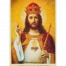 Obrazki Chrystus Król Wszechświata