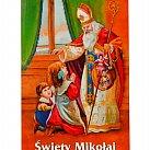Obrazki do książeczki św. Mikołaj z dziećmi