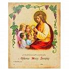 Obrazek do Pierwszej Komunii Świętej, WZÓR 12
