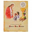 Obrazek do Pierwszej Komunii Świętej, WZÓR 28