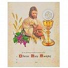 Obrazek do Pierwszej Komunii Świętej, WZÓR 32