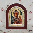 Ikona srebrna Matka Boska Częstochowska