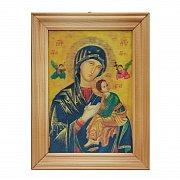 Obrazek Matka Boża Nieustającej Pomocy obrazek 3D mały