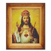 Obrazek Chrystus Król obrazek 3D